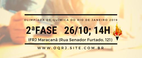 2a FASE OQRJ 2019